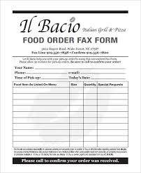 Catering Order Form Templ On Catering Proposal Samples #be4F51Cec1F3 ...
