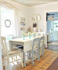 Country dining room ideas Catchy Summer Country Decorating Ideas Via Town And Country Living Town Country Living Summer Decorating Ideas For The Dining Room Town Country Living