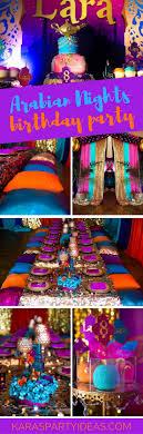 arabian nights birthday party via kara s party ideas karaspartyideas