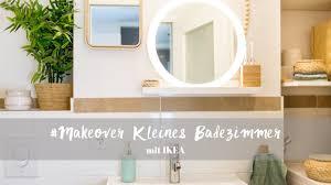 Makeover Kleines Badezimmer Vorhernachher Mit Ikea The Kaisers