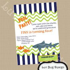 Boy Birthday Party Invitation Templates Free Free Party Invitation Templates Free Printable Pool Party