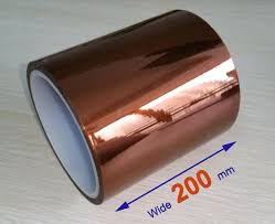 10mm 100ft Kapton Tape <b>High Temperature Heat</b> Resistant ...