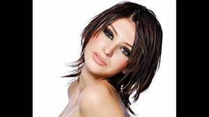 The Mussy Shag Hair Style Is Effortless And Cute For Short Hair