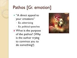 "response essay type rhetorical analysis rhetoric ""the art of  5 pathos"