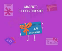 extension magento gift certificate gift cart magento