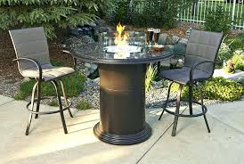 outdoor dining table with fire pit outdoor dining table with fire pit patio set sets round