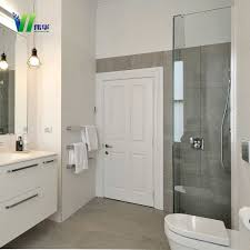 china safety clear bathroom tempered glass door for shower room china glass door bathroom glass door