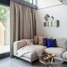 curtains with blinds. Inspiration For A Transitional Formal Living Room Remodel In London With Beige Walls And No Tv Curtains Blinds