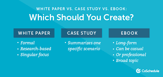 White Paper Format How To Write White Papers People Actually Want To Read Free Template