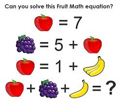 solve this simple yet challenging brain teaser message me your answers if you