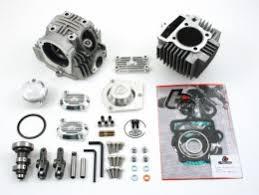 trx 90 mini quad and atv parts tbolt usa llc honda trx 90 tbparts roller rocker race head v2 114cc big bore kit <br> for