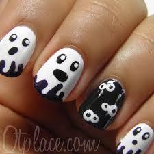 25 Suitable Halloween Nail Art Designs for Halloween