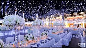 Winter Wedding Decor Cool Winter Wedding Table Decorations Youtube