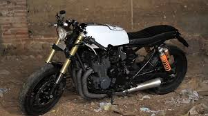 honda cb750 nighthawk cafe racer return of the cafe racers