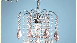 crystal swag chandelier plug in chandelier plug in swag chandelier mini crystal home design ideas 8 chandelier plug in