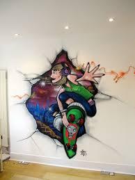 Skater Bedroom Bedrooms Mr Cenz London Based Graffiti Artist