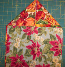 how to make a table runner sewing a reversible table runner learn to sew