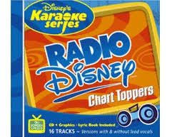 Radio Disney Chart Toppers Cd G