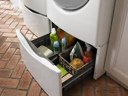 Washer And Dryer In Kitchen Small Laundry Room Storage Ideas Pictures Options Tips Advice