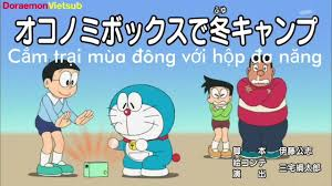 Doraemon Vietsub tập 640 Jaian hóa