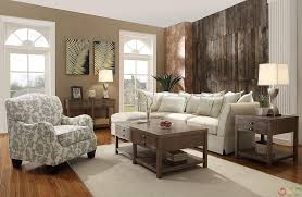 cottage living rooms. Country Cottage Style Living Room With Beige Walls And Floral Club Chair Rooms O