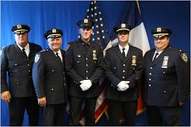 Environmental Police Officer Commissioner Lloyd Promotes Two Veteran Members Of The