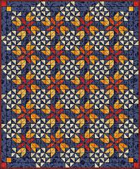 298 best Quilter's Cache Quilt Blocks images on Pinterest ... & Four Winds Quilt Adamdwight.com