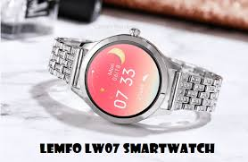 <b>LEMFO LW07</b> SmartWatch For Women 2020 - Chinese Smartwatches