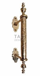 brass door pulls. moroccan brass door pull pulls