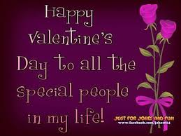 Happy Valentines Day To Everyone Quotes