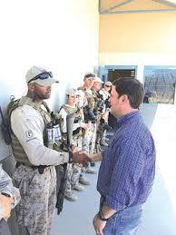 Arizona Correctional Officer Governor Tours Prison Following Disturbances News