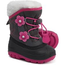 Kamik Blossom Pac Boots For Toddler Girls Save 37