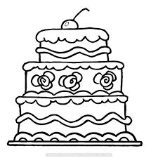 De Kers Op De Taart Drawing Verjaardagstaart Verjaardag Taarten