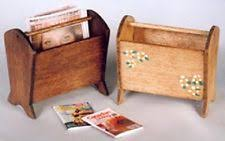 Library Study Room Dollhouse Furniture & Items Kits