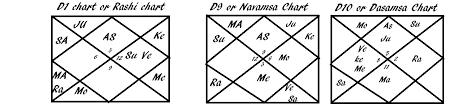 Dasamsa Chart Analysis Guide 66 Bright Analysing Navamsa Chart