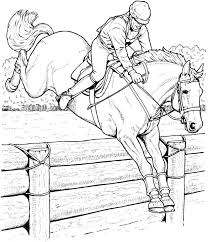 Small Picture White Horse Coloring Page File Name horses color pages bwgif