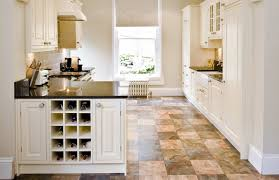 Victorian Kitchen Floor Tiles Image Of A Victorian Kitchen With Burgundy And Yellow Home