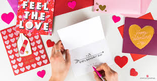 For the first line, kids write the counts beneath each note and rest. What To Write In A Valentine S Day Card American Greetings