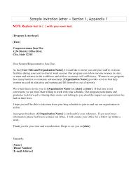 Invitation Letter Templates Invitation Sample Templates Valid Sample Of An Invitation Letter 1