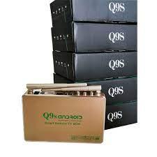 Android TV box ĐẦU Smart TV Q9S RK 3229 Bảo Hành 12 THÁNG Q9s cập nhật toàn  diện phần mềm ATV 7.12 chính hãng 480,740đ
