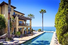 Superb Spanish Style Beach House The Best Beaches In World