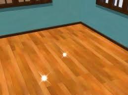 polishing wood floors shine laminate with olive oil naturally