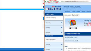 how to pay credit card bill hdfc how to make an automatic payment with your hdfc bank credit card