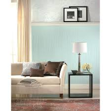 Martha Stewart Living Room Furniture Martha Stewart Living 56 Sq Ft 1 Double Roll Beadboard Paintable
