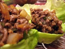 asian ground beef recipes. Beautiful Recipes Asian Ground Beef Lettuce Wraps Throughout Recipes G