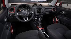 2018 jeep interior. interesting jeep 2018 jeep renegade dashboard and jeep interior
