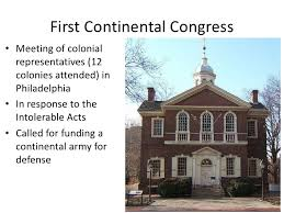 「the Continental Congress」の画像検索結果