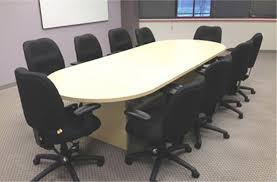 office conference room. Racetrack Conference Tables Office Room