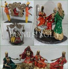 Indian Wedding Tray Decoration Paper Mache Motives at Rs 100 pieces Indian Wedding Theme 39
