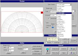 Free Software To Print Graph Paper